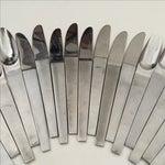 Image of Carl Aubock Flatware - 24 Pieces
