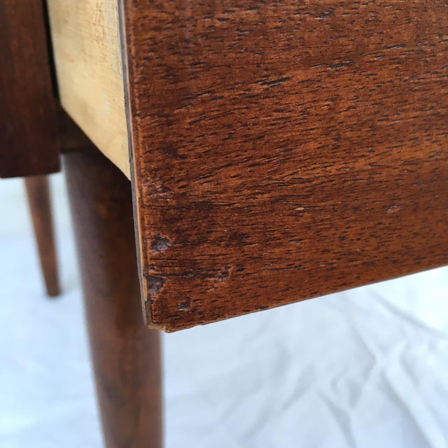 American of Martinsville Mid-Century Side Table - Image 8 of 11