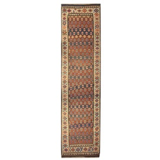 Early 20th Century Varamin Kilim Runner