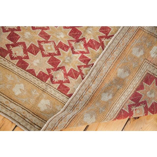 "Vintage Oushak Carpet - 6'3"" x 8'9"" - Image 3 of 4"