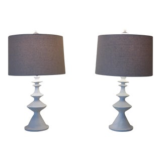 West Elm Table Lamps - Set of 2