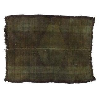 """Vintage Persian Blanket - 3'2""""x3'10"""""""