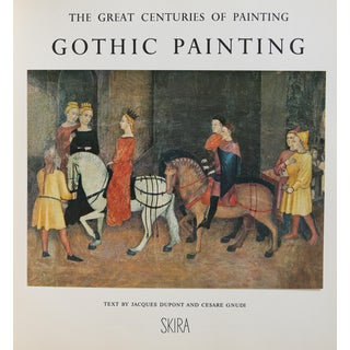 """""""Gothic Painting: The Great Centuries of Painting"""", 1954"""