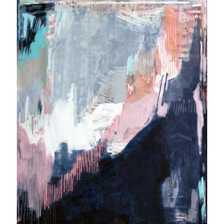 """Lush"" Original Abstract Painting"