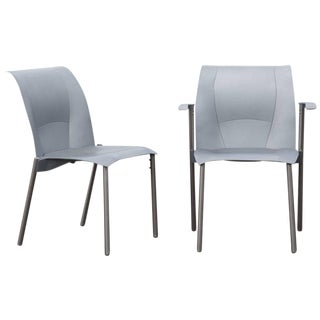 Frank Gehry Studio Fog Chairs - A Pair