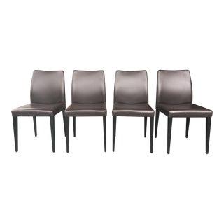 Poltrona Frau Liz Chairs - Set of 4
