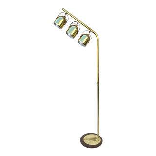 Mid-Century Clover Floor Lamp