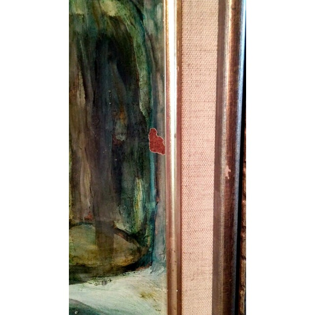 Mid-Century Still Life Oil Painting by Pat Sharp - Image 4 of 7