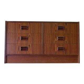 Mid-Century Modern Rosewood Jr. Dresser