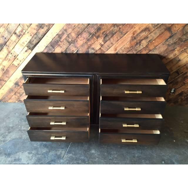 Raymond Loewy Vintage Brown Industrial Dresser - Image 7 of 7