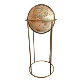 Vintage Paul McCobb Standing Globe