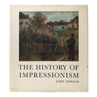 """""""The History of Impressionism"""" 1973 Art Book"""