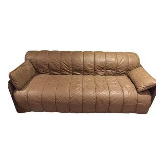 De Sede Leather Sofa