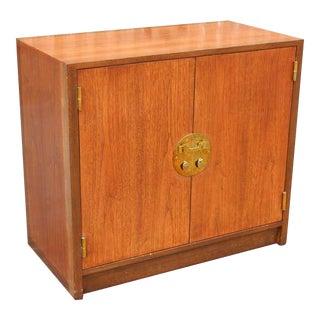 Walnut Cabinet by Edward Wormley for Dunbar
