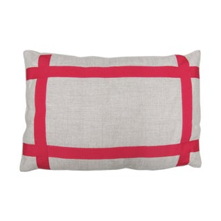 "Oomph Pink ""Hashtag"" Pillows - Pair"