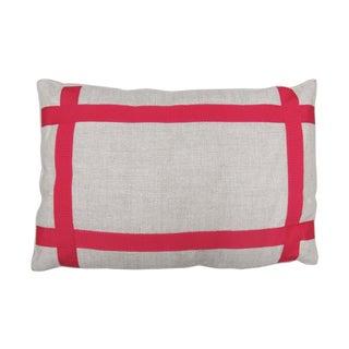 "Oomph Pink ""Hashtag"" Pillows - Pair"