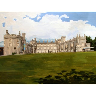 'Kilkenny Castle' Giclee Print