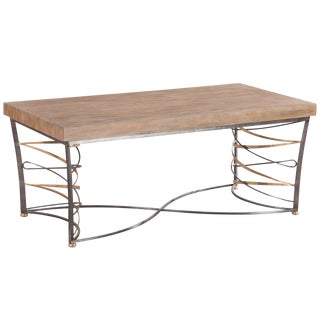 Sarreid LTD Lace Cocktail Table