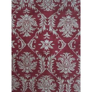 Vintage Turkish-Style Wool Rug - 58.0ʺW X 47.0ʺH