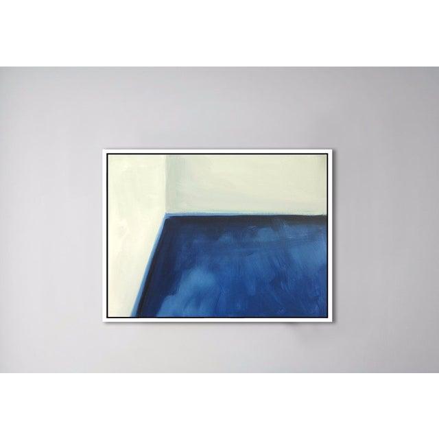 """""""Abstract Open Door"""" Original Fine Art Painting - Image 2 of 5"""