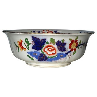 1930's Leighton Ashley Pattern Basin