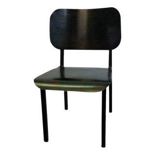 Industrial Schoolhouse Style Chair