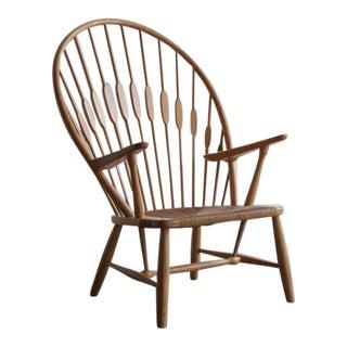 Hans Wegner Peacock Chair, Circa 1950's