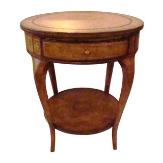 Maitland Smith Two Tier Side Table