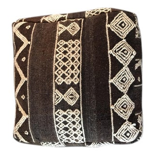 Moroccan Boho Chic Floor Pouf