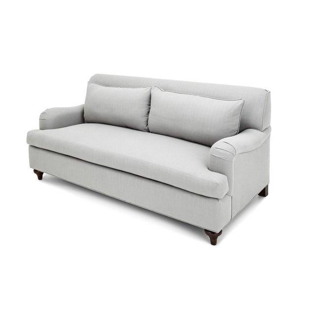 English Roll Arm Sofa: Clad Home Classic English Roll Arm Sofa
