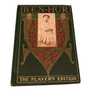 'Ben-Hur: The Player's Edition' Book