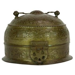 Brass Pandan Box