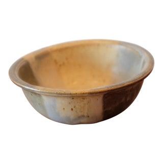 Multicolored Studio Pottery Decorative Bowl