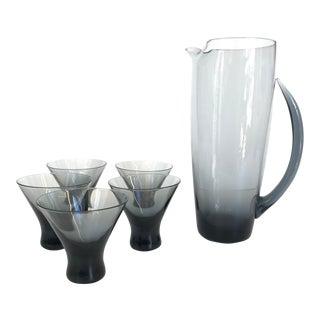 Mid-Century Modern Cocktail Set - 6 Pieces