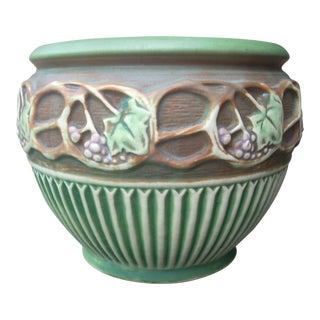 Roseville Normandy Jardiniere Vase