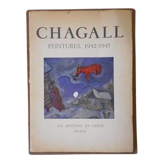 Vintage Ltd, Ed. Marc Chagall Lithograph