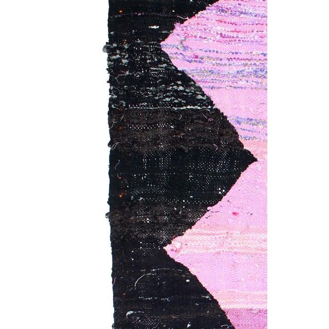 Kilim Boucherouite Rug - 4' x 6' - Image 3 of 6