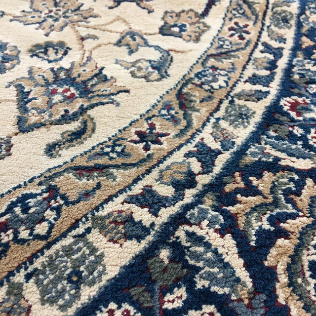 "Traditional Persian Floral Rug - 5'3"" x 7'5"" - Image 5 of 6"