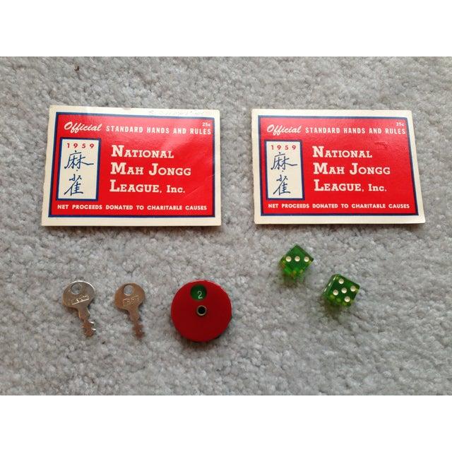 Vintage 1950s Royal Mahjong Game Set - Image 5 of 11
