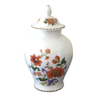 French Limoges Ginger Jar