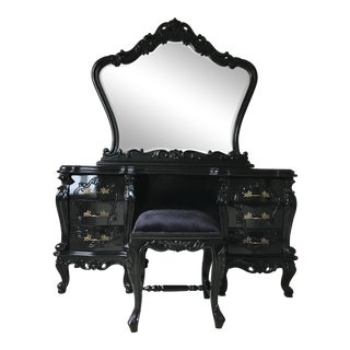 Absolom Roche Vanity with Mirror