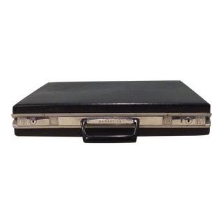 Vintage Samsonite Black Case