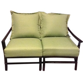 Ficks Reed Bamboo & Rattan Loveseat