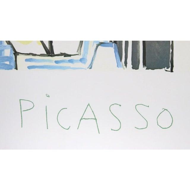 Pablo Picasso - Tete De Femme Au Chignon Litho - Image 2 of 2