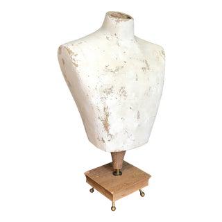 Vintage Plaster Bust