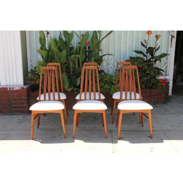 Set of 6 Koefoeds Hornslet Dining Chairs - Image 3 of 11