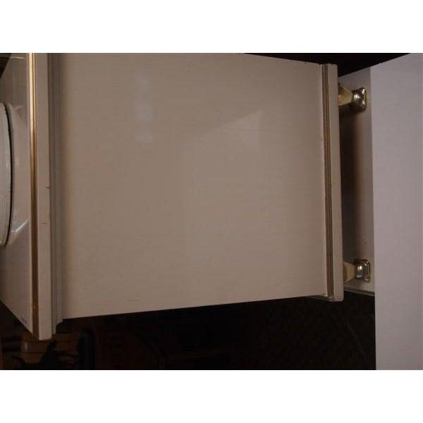 Image of Cream 3 Drawer Night Stands