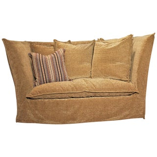 Slipcovered Loveseat by Lee Industries
