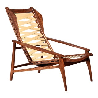 Customizable Variation on Gio Ponti lounge chair, Italy, 1950s