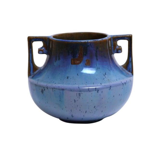 Fulper Art Pottery Urn-Style Vase - Image 2 of 3